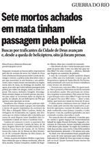 22 de Novembro de 2016, Rio, página 11