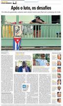 28 de Novembro de 2016, O Mundo, página 22