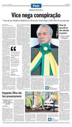 07 de Setembro de 2015, O País, página 3