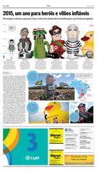 27 de Dezembro de 2015, O País, página 6