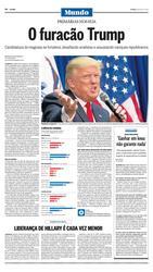 29 de Janeiro de 2016, O Mundo, página 24
