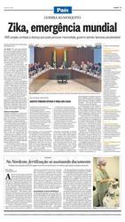 02 de Fevereiro de 2016, O País, página 3