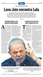 05 de Março de 2016, O País, página 3