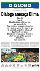 17 de Março de 2016, Primeira Página, página 1