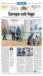 23 de Março de 2016, O Mundo, página 26