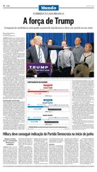 27 de Maio de 2016, O Mundo, página 20