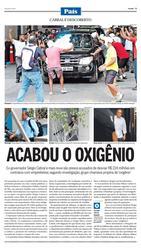 18 de Novembro de 2016, O País, página 3