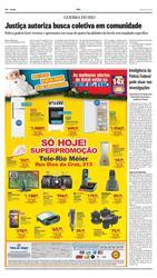 22 de Novembro de 2016, Rio, página 12