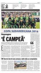 30 de Novembro de 2016, Esportes, página 9