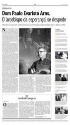 15 de Dezembro de 2016, O País, página 12