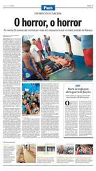 03 de Janeiro de 2017, O País, página 3