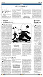 28 de Julho de 2017, Opiniao, página 19