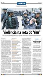02 de Outubro de 2017, O Mundo, página 20