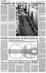 14 de Dezembro de 1989, O País, página 10