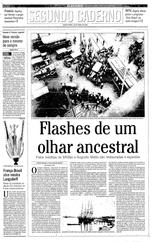 18 de Abril de 1996, Segundo Caderno, página 1