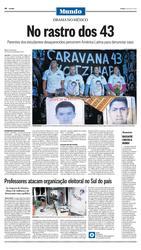 03 de Junho de 2015, O Mundo, página 26