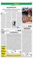 26 de Junho de 2015, Esportes, página 27