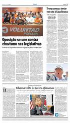 24 de Julho de 2015, O Mundo, página 25