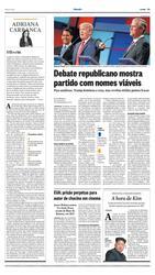 08 de Agosto de 2015, O Mundo, página 31