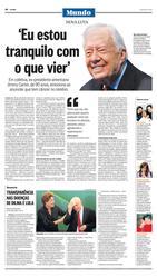 21 de Agosto de 2015, O Mundo, página 28