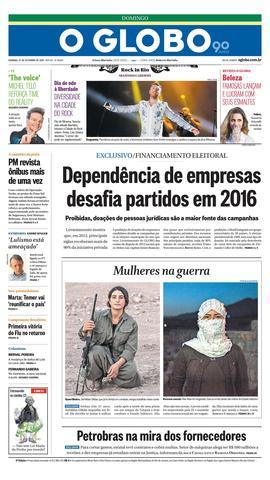 Página 1 - Edição de 27 de Setembro de 2015