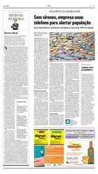 07 de Novembro de 2015, O País, página 4