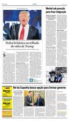 19 de Janeiro de 2016, O Mundo, página 24
