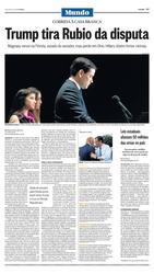 16 de Março de 2016, O Mundo, página 27