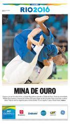 09 de Agosto de 2016, Esportes, página 1