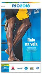 15 de Agosto de 2016, Esportes, página 1