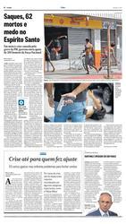 07 de Fevereiro de 2017, O País, página 8